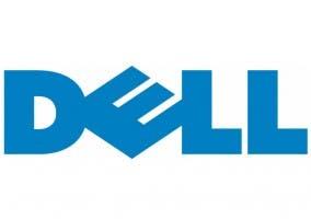 Logo del fabricante de ordenadores Dell