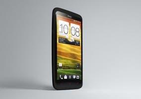 Imagen del smartphone HTC One X+