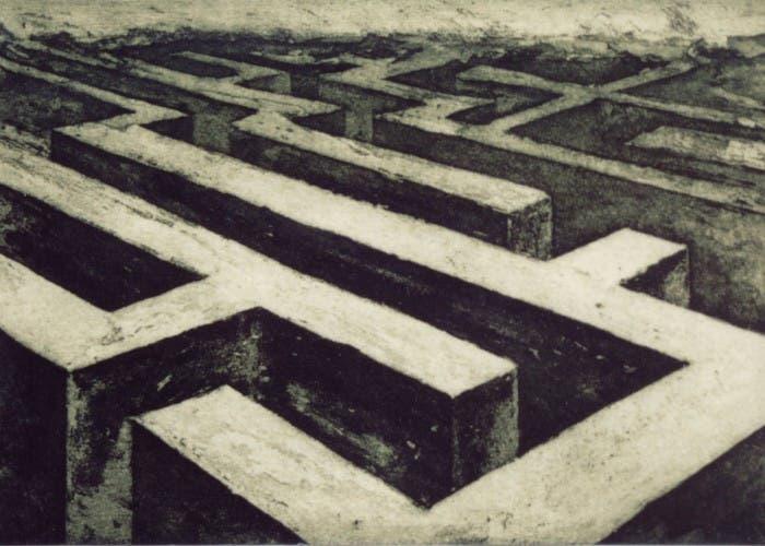 Mito del Minotauro y el Laberinto