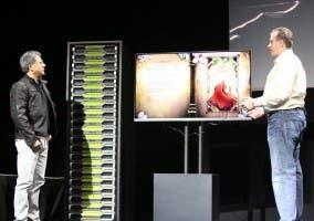 Demostración jugable de NVIDIA GRID