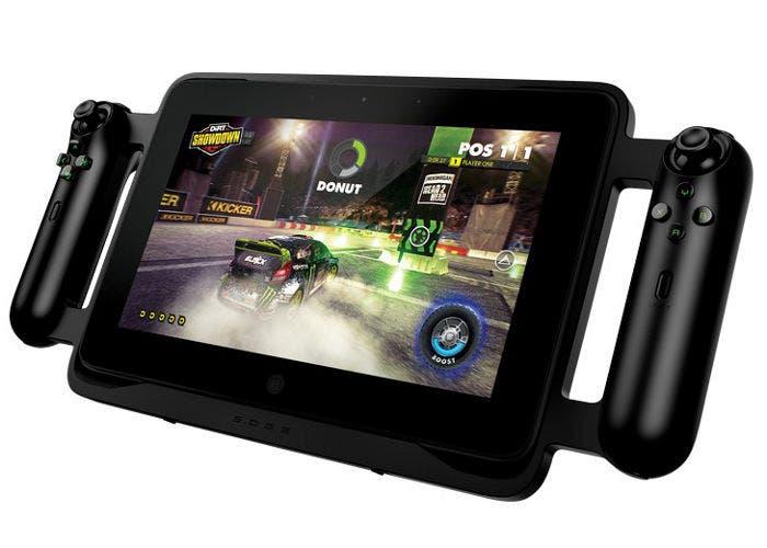 Imagen del tablet Razer Edge