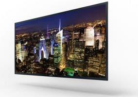 Televisión OLED de Sony a resolución 4K