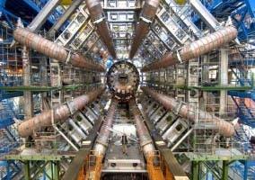 Acelerador de Partículas, CERN