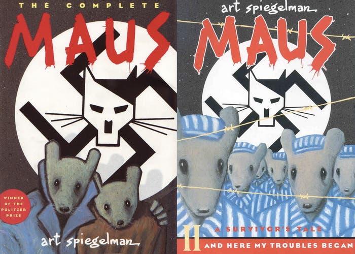 Cómics-Maus-Nazi