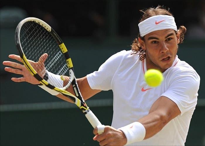 Nadal backhand
