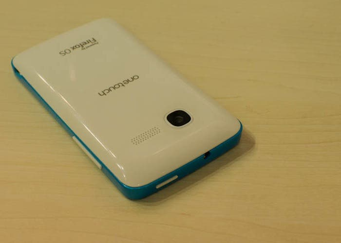 Alcatel One Touch Fire - tracer