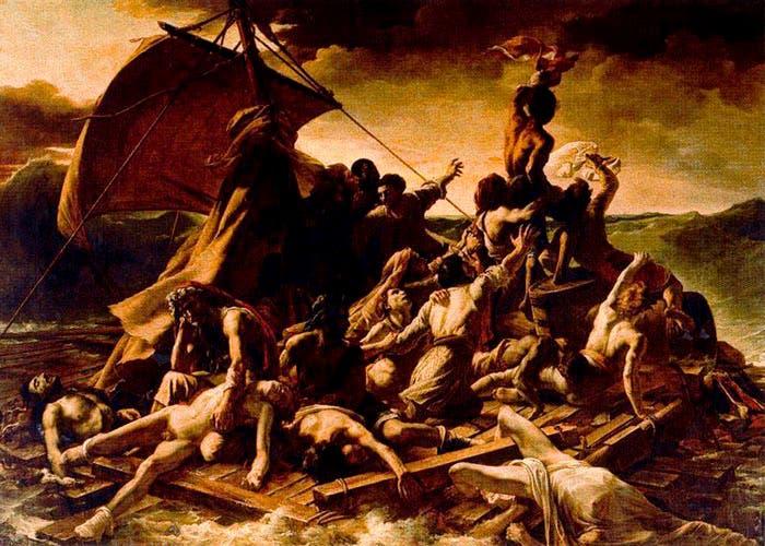 Cuadro de Géricault