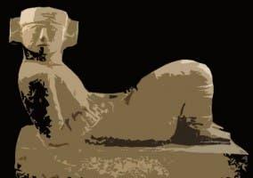Figura divina de los toltecas