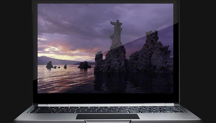 Imagen del portátil Chromebook Pixel de Google