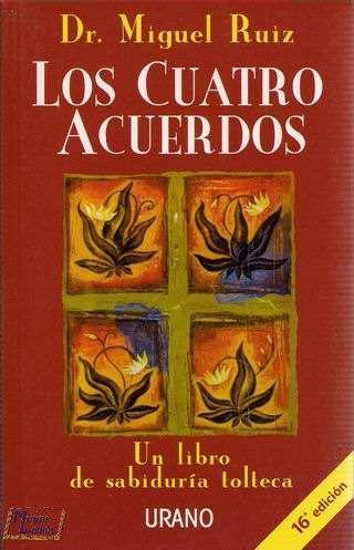 Libro de Miguel Ruiz