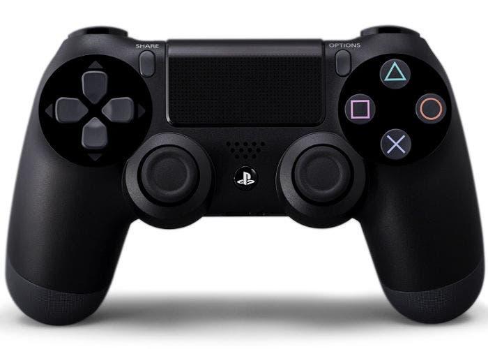 Imagen del mando Dual Shock 4 de PlayStation 4