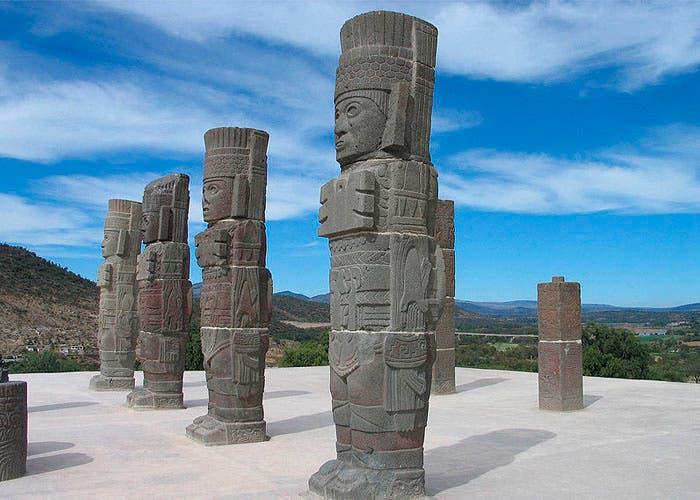 Famosas figuras de la cultura tolteca