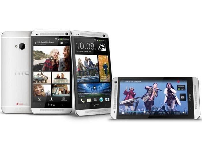 Imagen del smartphone HTC One