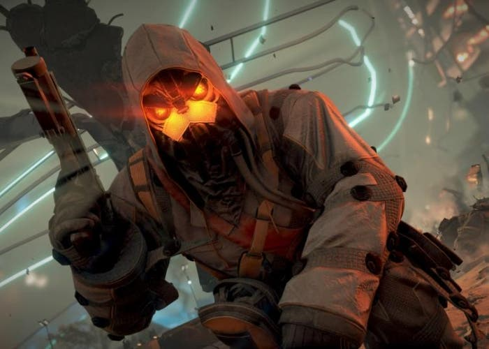 Imagen del juego Killzone Shadow Fall de PlayStation 4