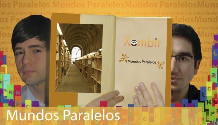 Sección de literatura en Xombit