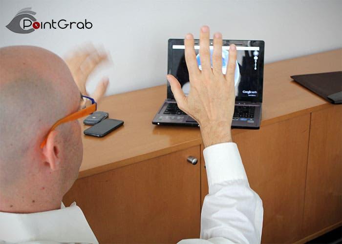 PointGrab, reconocimiento de movimiento