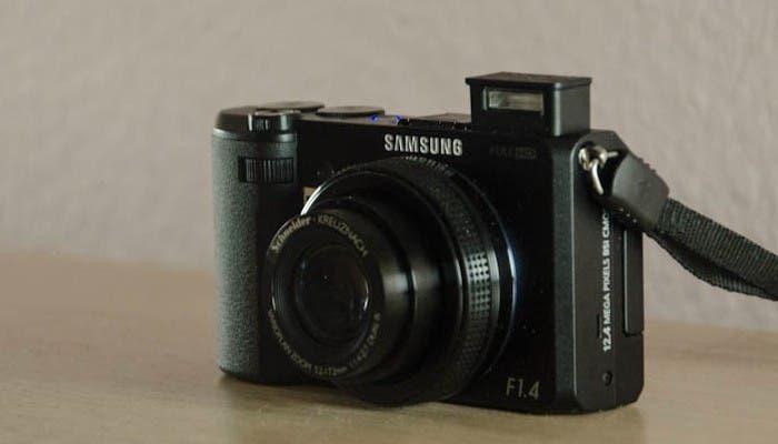 Imagen de la Samsung EX2F