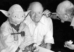 Murió el creador de Yoda