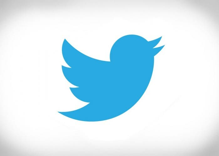 Logo red de microblogging Twitter