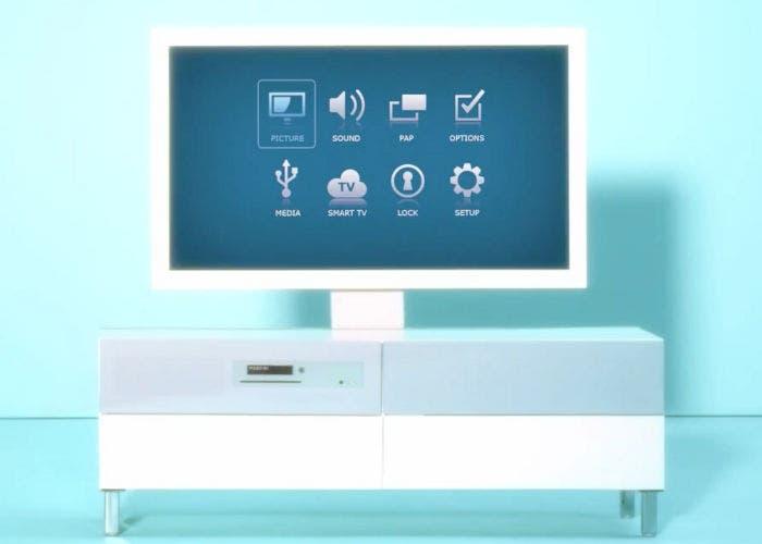 imagen de Uppleva, la televisión de IKEA