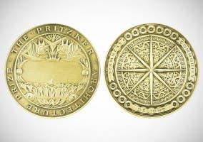 Medalla entregada en el Premios Pritzker