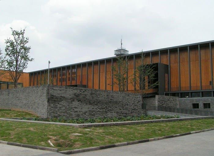 Ningbo Museum de Wang Shu, premio Pritzker 2012