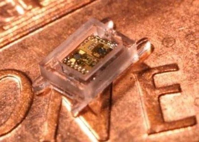Ordenador de un milímetro cúbico