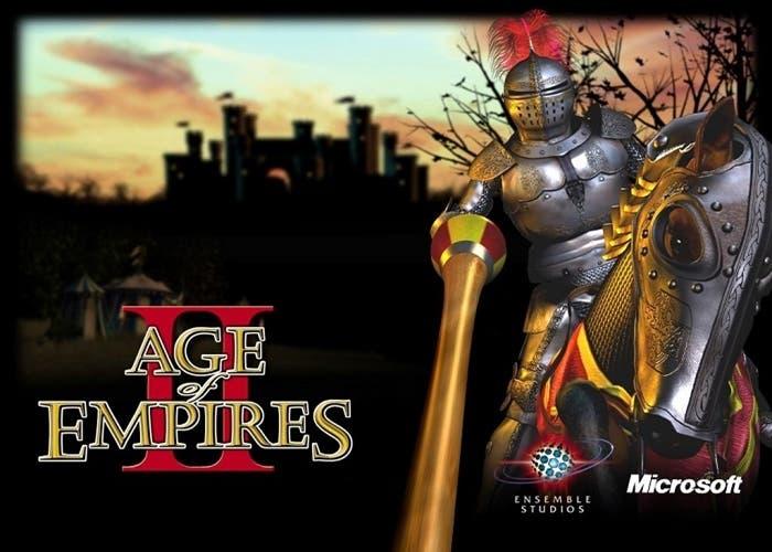 Imagen promocional del videojuego Age of Empires II