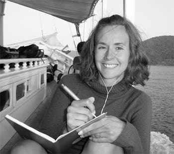 Escritora Annabel Pitcher