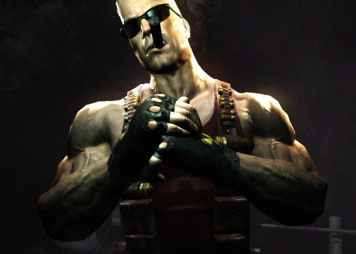 Imagen del videojuego Duke Nukem Forever