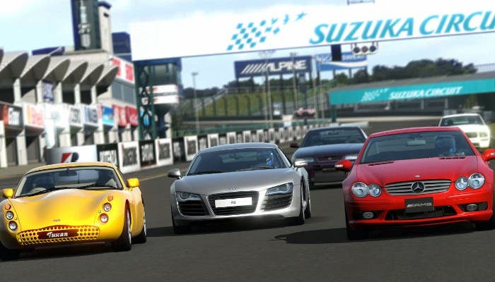 Imagen del videojuego Gran Turismo 5