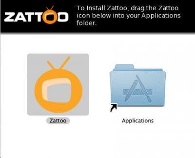 Reproductor de Zattoo
