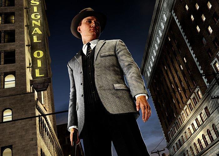 Imagen de videojuego L.A. Noire
