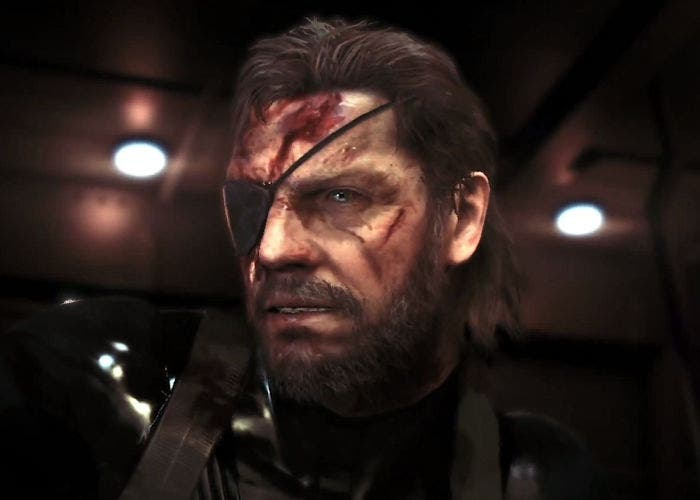 Captura de Metal Gear Solid V