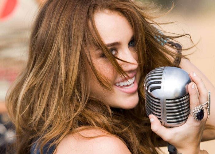 Fotografía de Miley Cyrus