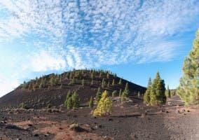Montaña de Samara en el Parque Nacional del Teide en Tenerife