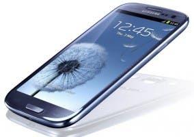 Imagen del smartphone Samsung Galaxy S III