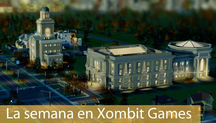 Semana Xombit Games - Sim City