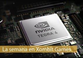 Imagen del procesador Nvidia Tegra 4
