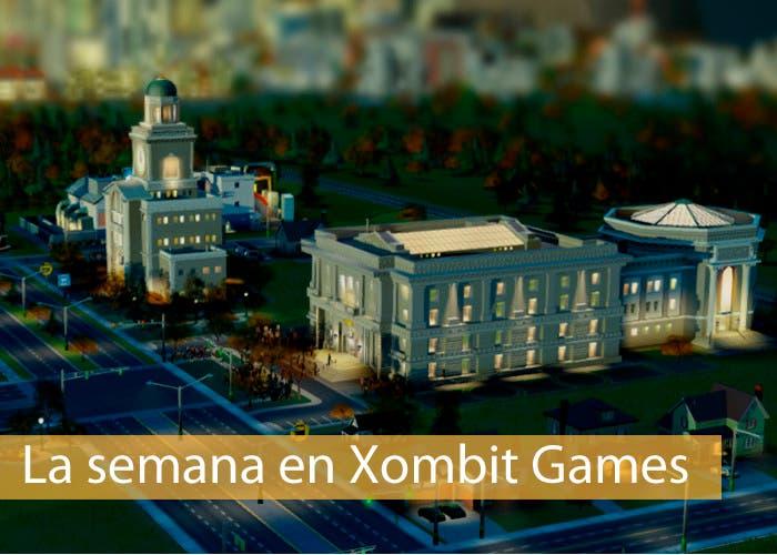 Semana Xombit Games - Sim City