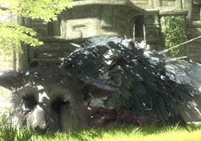 Imagen del videojuego The Last Guardian