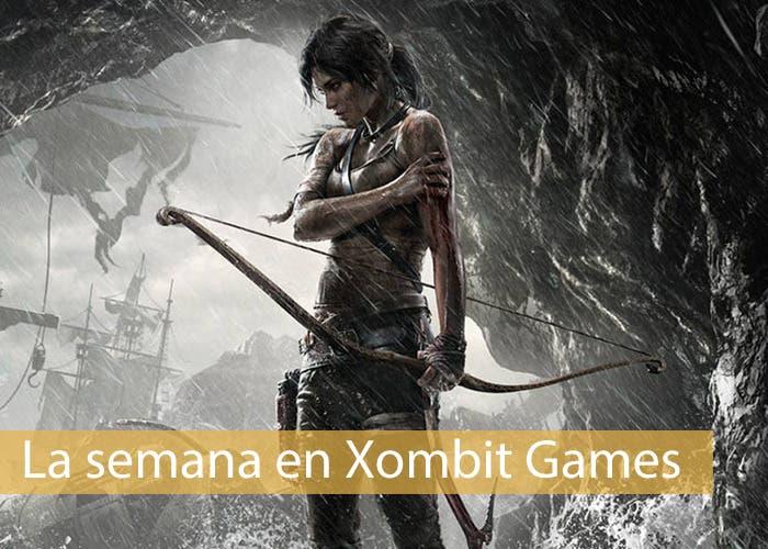 Imagen promocional del videojuego Tomb Raider