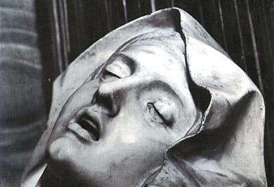 Obra de Bernini en Roma.
