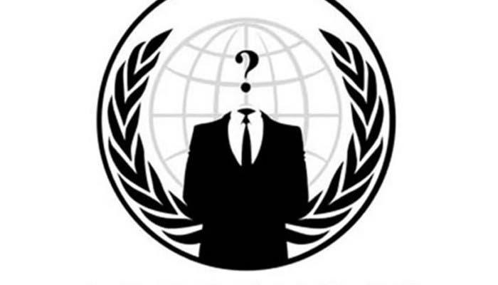 Logo de la organización Anonymous