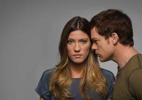 Dexter y Debra