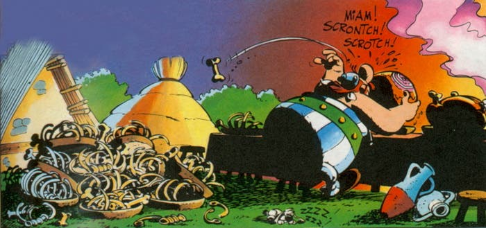 Obelix-jabalíes