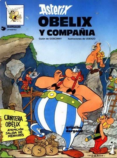 Asterix-Obelix-economía