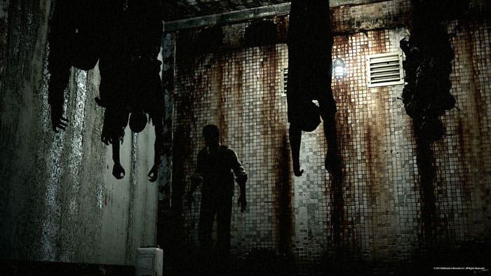The Evil Within subterraneo asilo