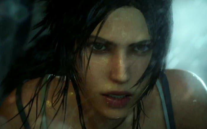 Tomb Raider Face