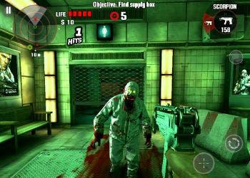 Captura del videojuego Dead Trigger
